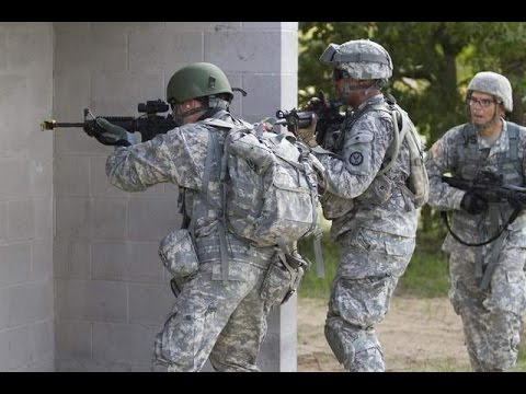 US Army Is Preparing for Battles In 'Megacities' of 20 Million People or More!
