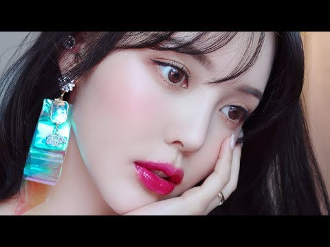 💗Alluring Pink Makeup💗 (With subs) 새초롬 핑크 메이크업