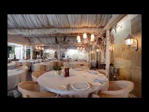 Шторы и текстиль для ресторанов. Дизайн. Фото