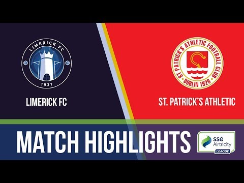 HIGHLIGHTS: Limerick 0-1 St. Patrick's Athletic