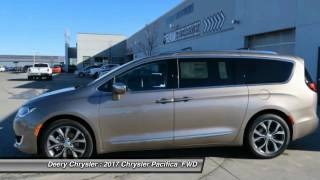 2017 Chrysler Pacifica Iowa City IA C933