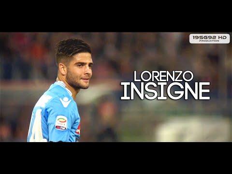 """Lorenzo Insigne """"Il Magnifico"""" Goals & Skills 2013/14 SSC Napoli HD"""