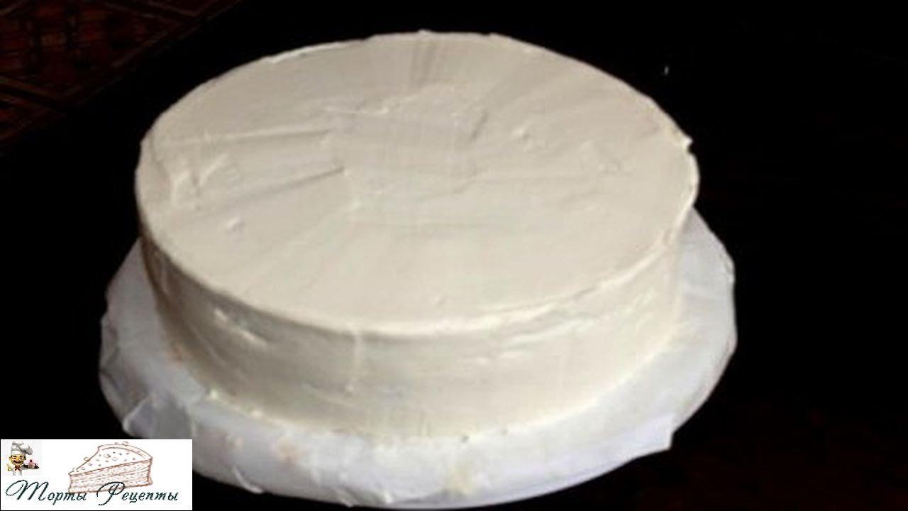 Белая зеркальная глазурь для торта рецепт