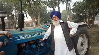 Ford 3600 review by customer in talwandi Sabo Tractor Mandi
