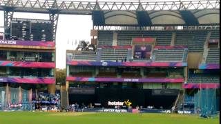 Ravindra Jadeja at nets, Wankhede Stadium, ICC World Twenty20