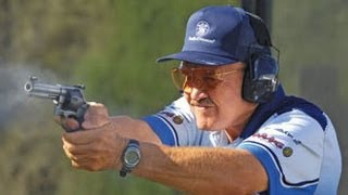 Fastest shooter EVER, Jerry Miculek- World record 8 shots in 1 second & 12 shot reload! HD