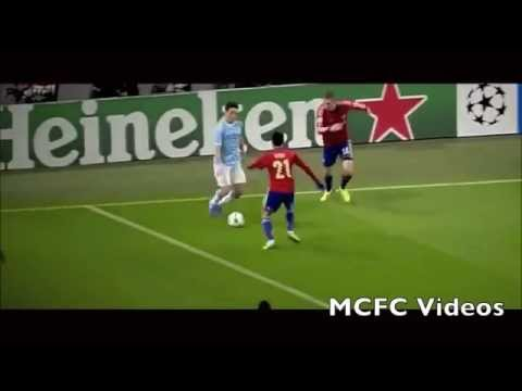 Santi Cazorla versus Samir Nasri -HD-