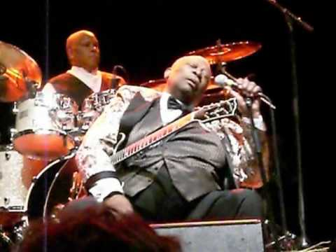 BB King - One Kind Favor - Frankfurt 11.07.2009 Ballsporthalle