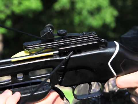 United 150 - lb. Recurve Crossbow