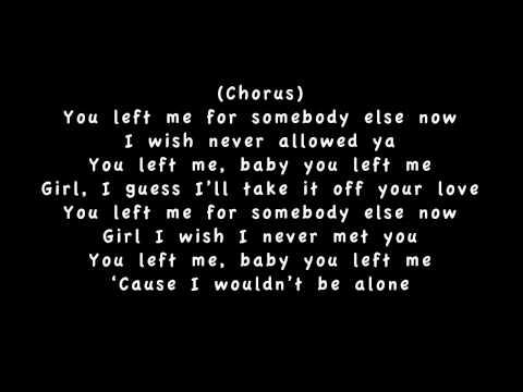 Mario featuring Nicki Minaj -  Someone Else  [LYRIC VIDEO]