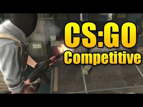 CSGO Competitive #4 Le MARINE QUEEN