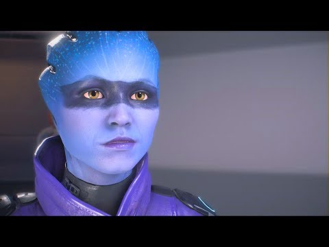 Mass Effect Andromeda: Peebee Romance Complete All Scenes(Female Ryder) streaming vf