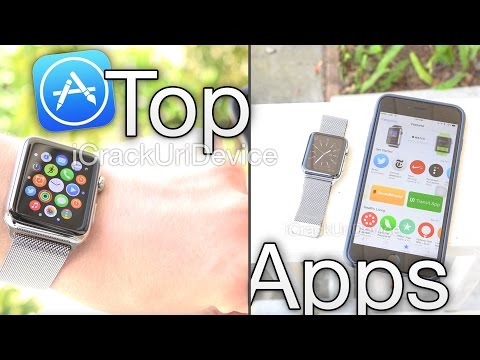 Top 5 Best Apple Watch Apps - How to Use Watch Apps, Controls & More