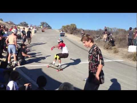 Sk8gringo RAW-FILE ( Muir and Sector9 Turkey Slide Jam)