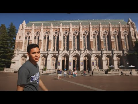 Hear It From A Husky: UW Campus Tour