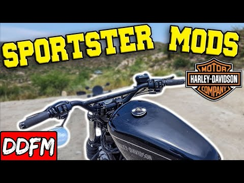 5 More Things You Need to Get For Your Sportster