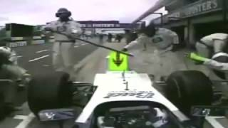 F1 2004 Season - Williams BMW FW26: 68 Minutes Natural Onboard V10 Engine Sounds
