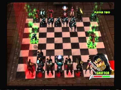 Mortal Kombat Deception Chess#1