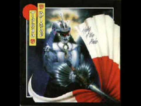 Tokyo Blade - Warrior Of The Rising Sun
