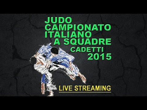 JUDO Campionato Italiano Squadre 2015 - CADETTI