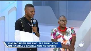 Sobrevivente do massacre em Suzano relembra tragédia e agradece apoio