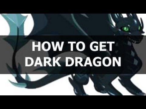 How to Get DARK DRAGON in Dragon City on Facebook Breeding Guide