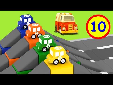 Le gare di corsa parte 1: compilation di cartoni animati per bambini