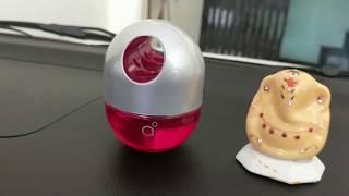 Best Car Air Freshener in India 2018 | Godrej Aer Twist Gel Car Perfume Review