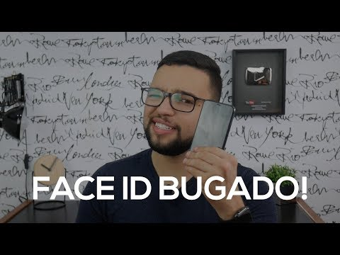 iPHONE X E PROBLEMAS COM O FACE ID