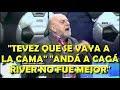 Pagani re caliente por derrota de Boca vs River se la agarra con Tévez :