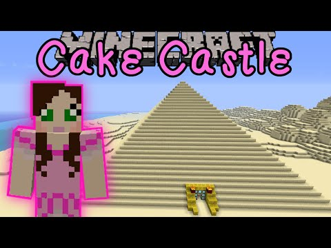 Minecraft: Journey to Cake Castle (Custom Map) Part 2