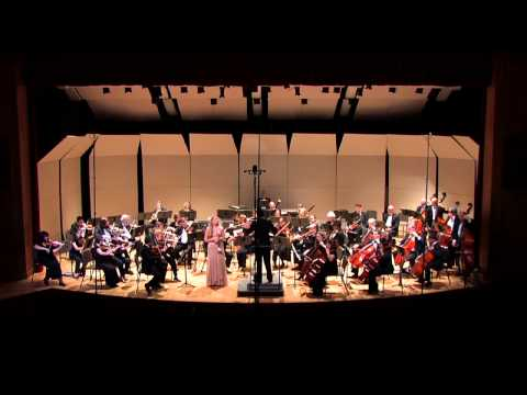 Mary Bowden, Haydn Trumpet Concerto, Mvt. I