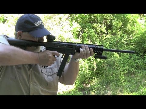 Shooting the 9mm JR Carbine.mov