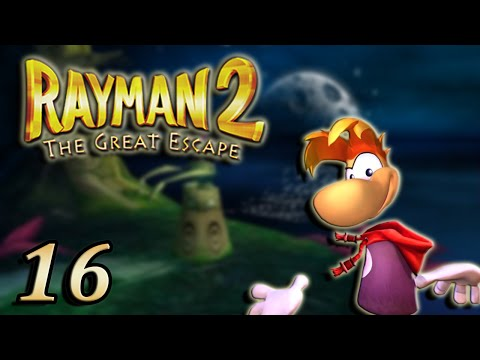Rayman 2 : The Great Escape : Le Tombeau | 16 - Let's Play
