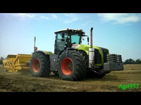 XERION 5000 - The Sound of Power - Agri957