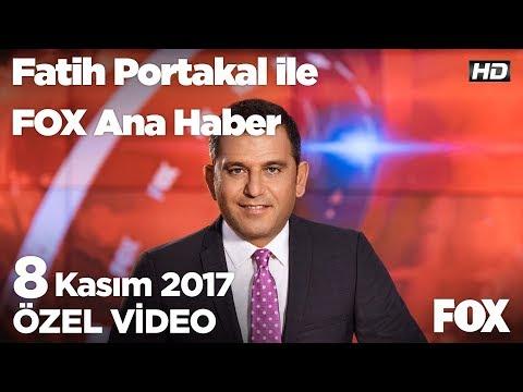174 gün sonra serbest...8 Kasım 2017 Fatih Portakal ile FOX Ana Haber