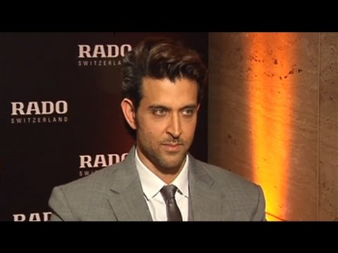 What's Hrithik Roshan keeping a 'watch on'