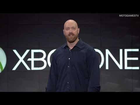 Forza Motorsport 5 - E3 2013 Microsoft Press Conference Full Presentation