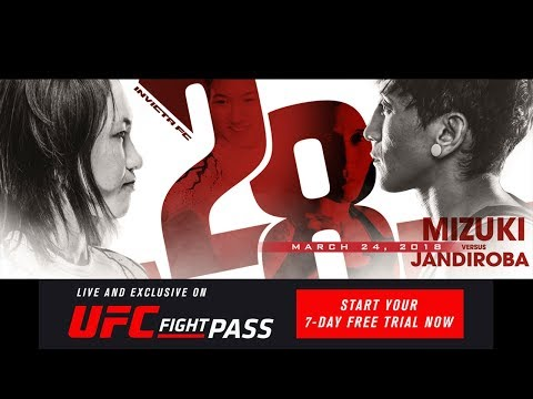 Invicta FC 28: Weigh-in
