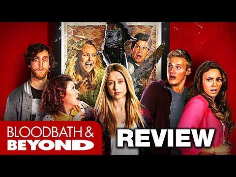The Final Girls (2015) - Horror Movie Review