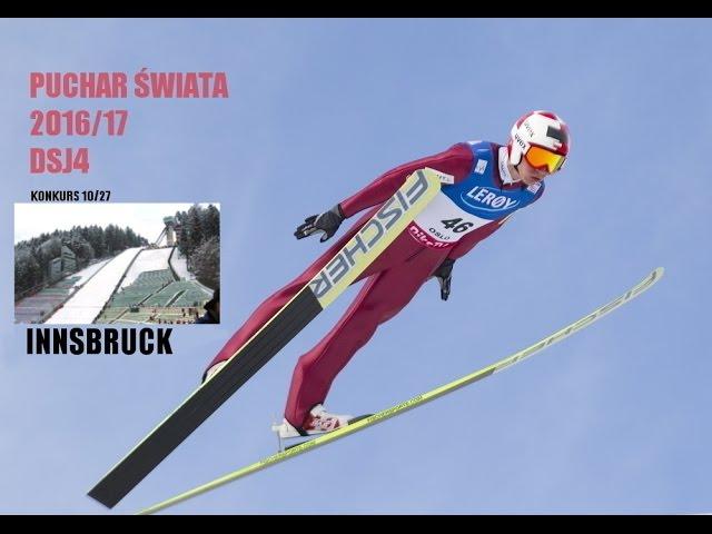 [10/27] Puchar Świata w Skokach Narciarskich 2016/17 | Innsbruck | DSJ4 |