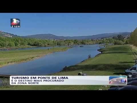 Ponte de Lima em 1� lugar no ranking dos destinos mais procurados da regi�o Norte