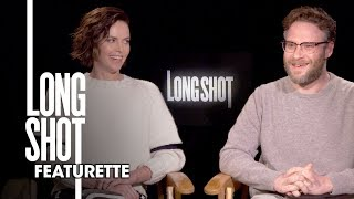 "Long Shot (2019 Movie) Official Featurette ""Seth and Charlize"" – Seth Rogen, Charlize Theron"