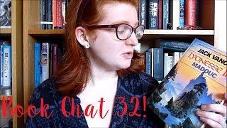 Book Chat #32: Jack Vance, Matt Haig, Emma Newman & Agatha Christie!