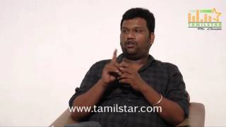Rajesh M  Selva Interview For Thoonga Vanam Movie