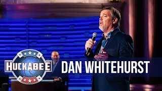Comedian & Ex Cop Dan Whitehurst Shares the Secret to Getting Officers Back | Huckabee