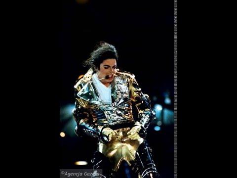 Michael Jackson History Tour Warsaw 1996 Radio Broadcast