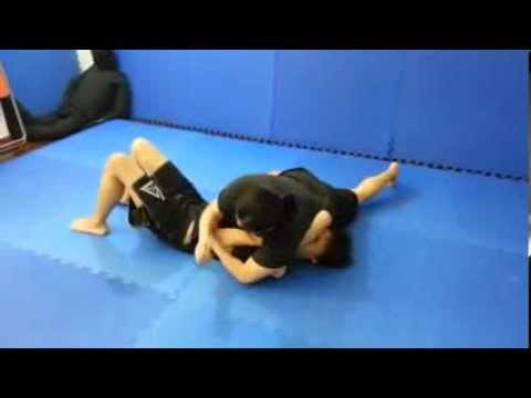 Catch Wrestling: Overcoming arm defense to submission Image 1