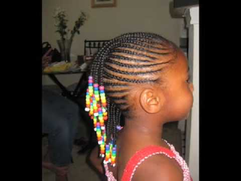 Black braided hairstyles are accepted by today's society and anybody can