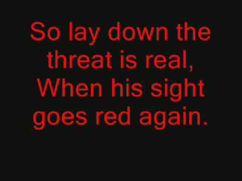 Chevelle The Red With Lyrics